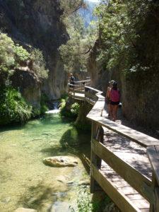 Ruta Cazorla río Borosa - Saltamonte