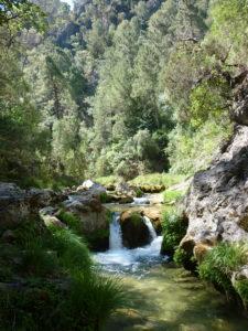 Ruta senderismo Cazorla - Saltamontes